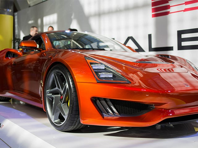 The Saleen S1 Sounds Suspiciously Awesome