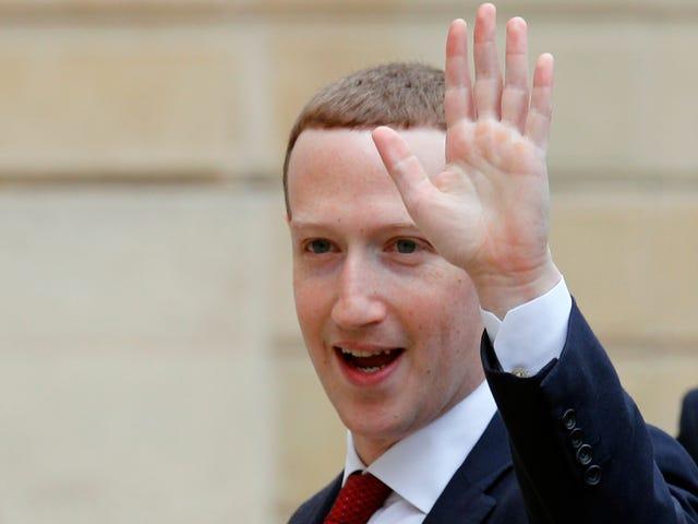 Facebook on huolissaan Mark Zuckerbergin vanhoista sähköpostiviesteistä FTC: n yksityisyystunnistuksessa
