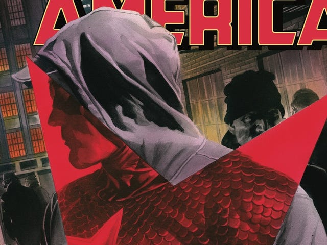 Captain America explores the benefits of tyranny in this exclusive preview