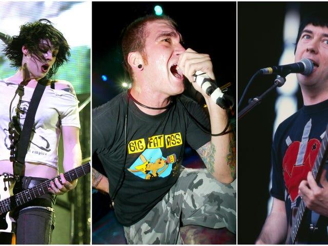 Akorları ve Pennywise: 1999'daki en iyi pop punk'un 90 dakikası