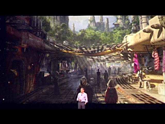"""""""We're Creating A Jaw-Dropping New World"""": More Details About Disney's Star Wars Land"""