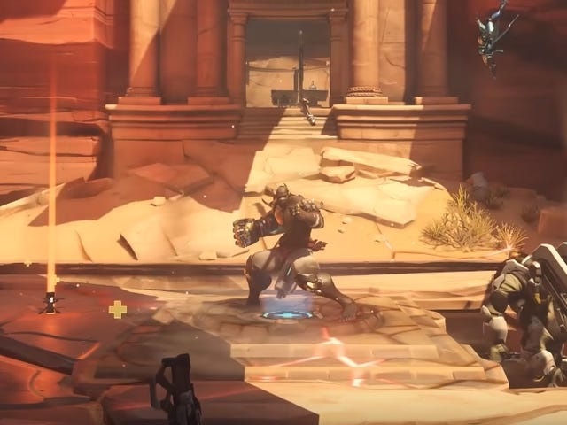 Overwatch's New Map Isn't The Problem, Deathmatch Is