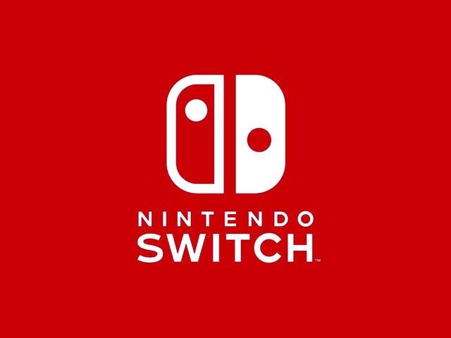 Informe: Nuevo modelo de interruptor de Nintendo en 2019
