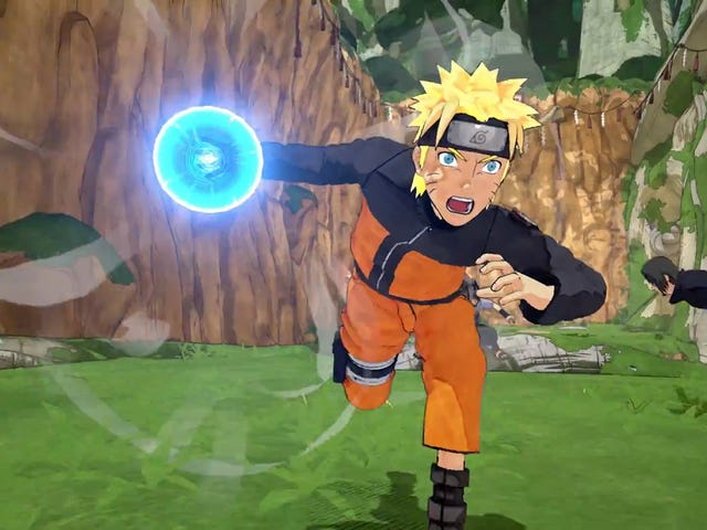 The New Naruto Game Is All About Class-Based Online Ninja Team Battles