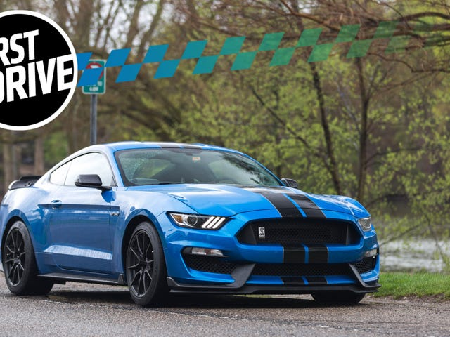 The 2019 Ford Mustang Shelby GT350 Somehow Improves Upon Perfection