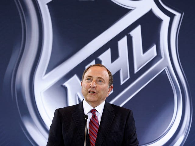 "Gary Bettman: Coyotes ""Cannot And Will Not Remain In Glendale"""