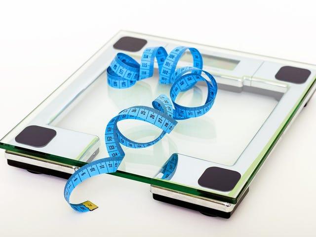 数字を気にせずにあなたの減量を追跡する方法