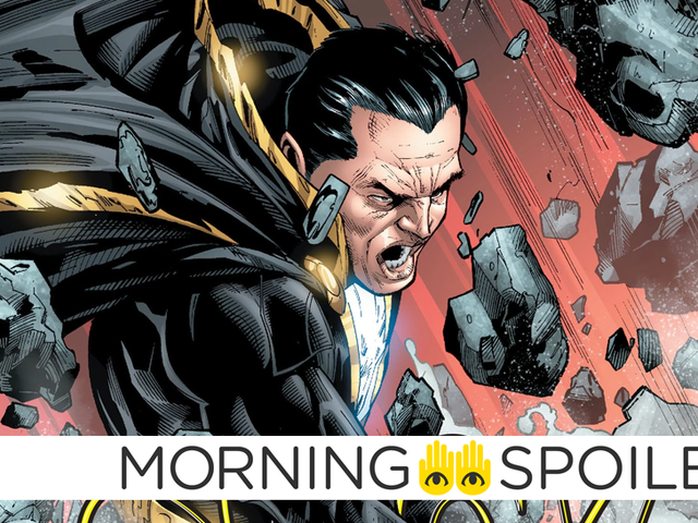 Updates on Black Adam, Quantum and Woody, and More