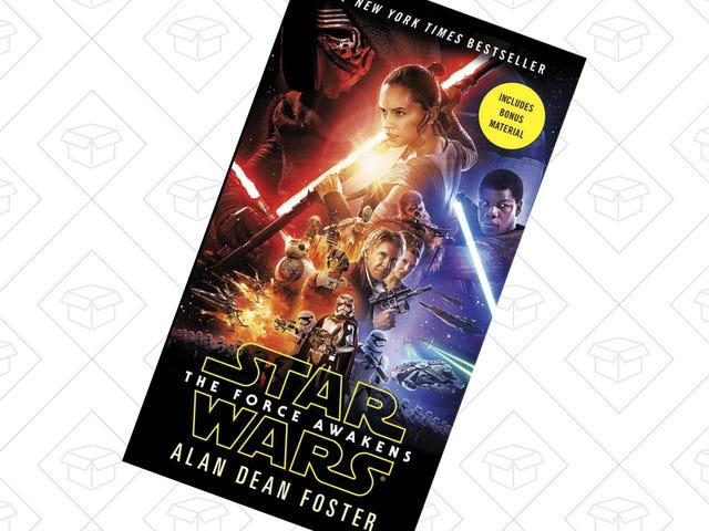 Download The Official The Force Awakens Novel For Just $2
