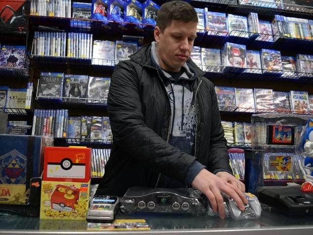 Vintage Game Retailers Say Nintendo 64 Was Their Hottest Holiday Seller