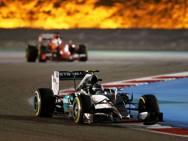 Es gibt keine Möglichkeit in der feurigen Hölle Der Iran bekommt bald ein F1-Rennen