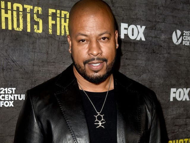 Empire Actor Arrested for Domestic Violence