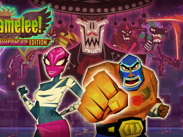 FREE on Steam: Guacamelee! Super Turbo Championship Edition