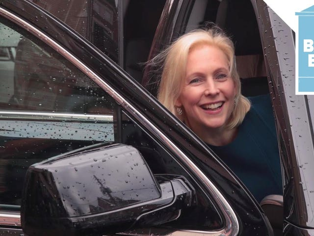 Kirsten Gillibrand Is Pissed at Game of Thrones