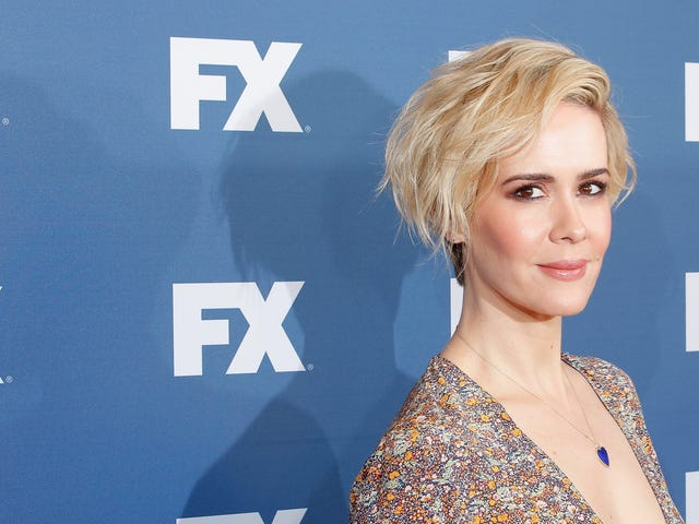And Now Sarah Paulson Has Signed On to Ryan Murphy's Feud