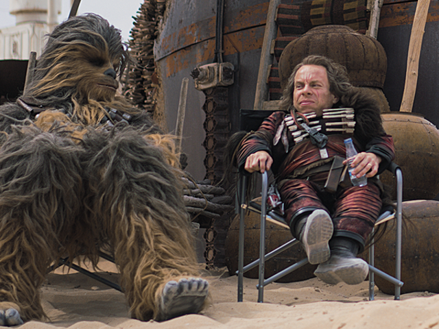 A Look Inside the New Book Exploring the Making of Solo: A Star Wars Story