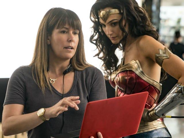 Patty Jenkins Is Grateful She Didn't Direct Thor: The Dark World