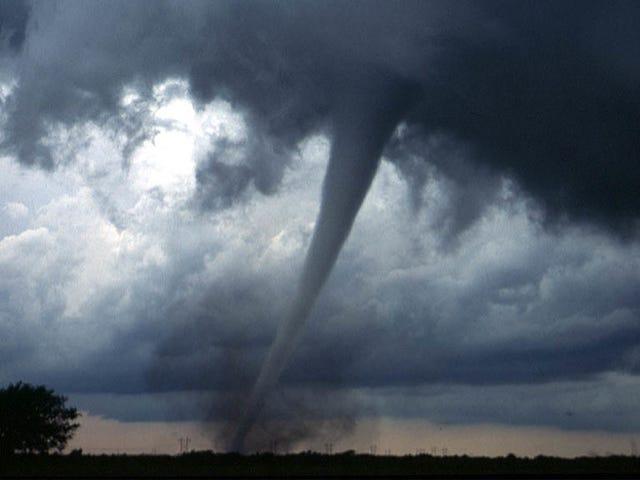 'Siêu âm' có thể sớm giúp các nhà khoa học dự đoán chính xác hơn Lốc xoáy