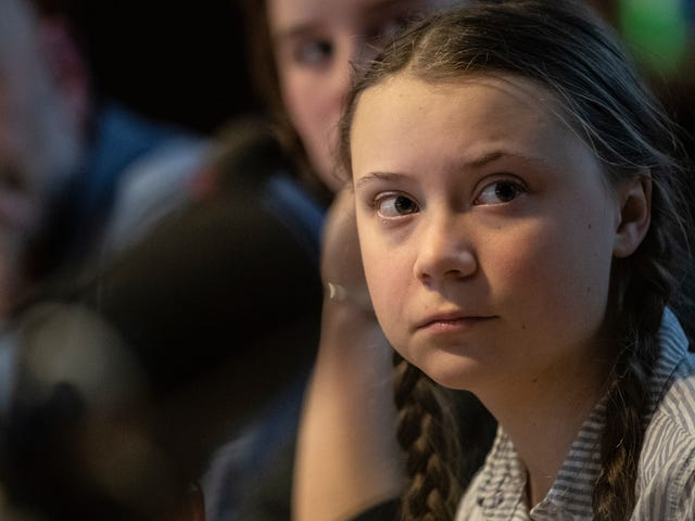 16-Year-Old Climate Activist Greta Thunberg Has Been Nominated for the Nobel Peace Prize