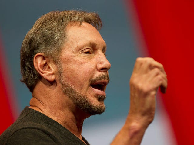 The Tech Revolt Finally Comes for Oracle