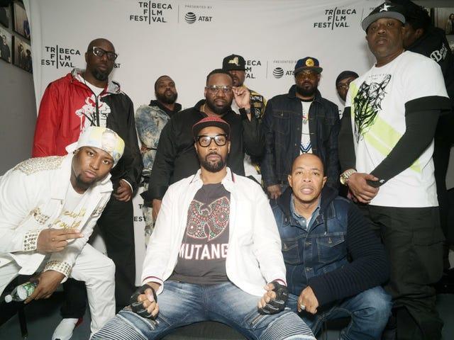 10 tankar om Wu-Tang Clan och deras Showtime Dokumentär <i>Wu-Tang Clan: Of Mics & Men</i>
