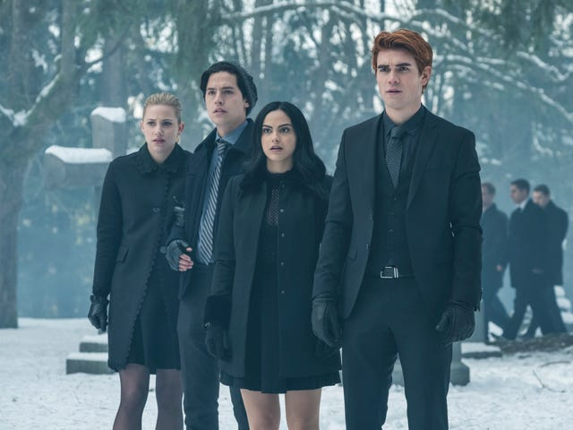 """As promised, sins come back to haunt the""""Prisoners""""of Riverdale"""