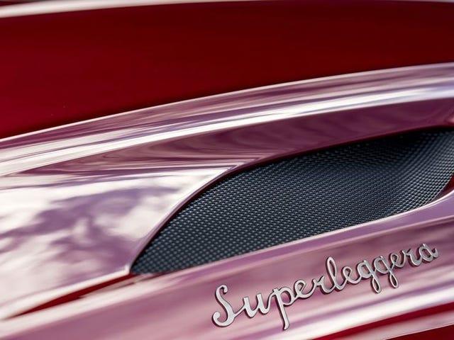 I Am So Stoked For The Aston Martin DBS Superleggera