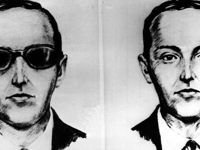 FBI Inakusahan-Muli-ng Cover-Up sa DB Cooper Skyjacker Kaso