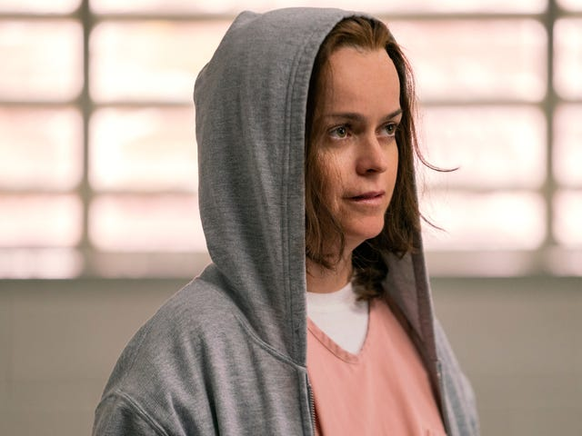 OITNB explores the (slim) possibility and (false) promise of hope in a broken system