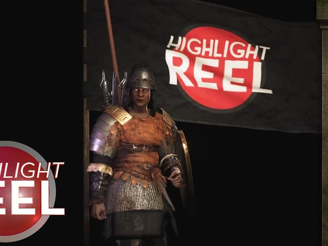 A Banner Fit For Highlight Reel