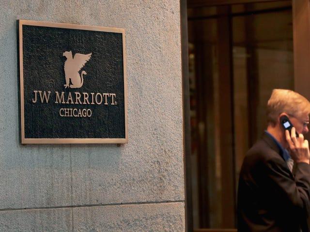 Marriott Faces trải dài vụ kiện vụ kiện tập thể về vi phạm đặt phòng khách sạn Vi phạm dữ liệu