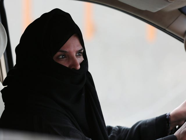 Saudi Arabia Is Going to Let Women Drive Now