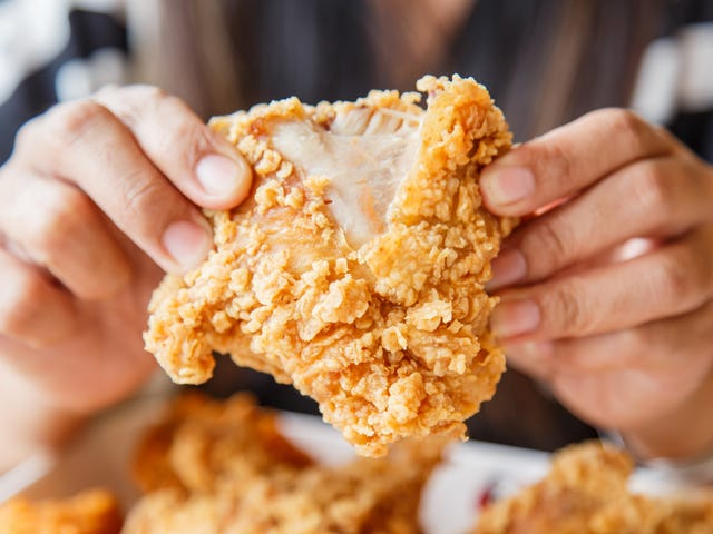 On What Happens When Folks Are Denied Their Fried Chicken