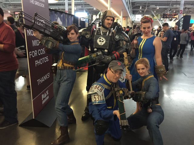 The TAY PAX East 2016 Wrap-up