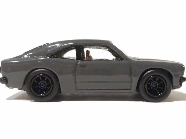 Wankel Wednesday: Mazda RX-3