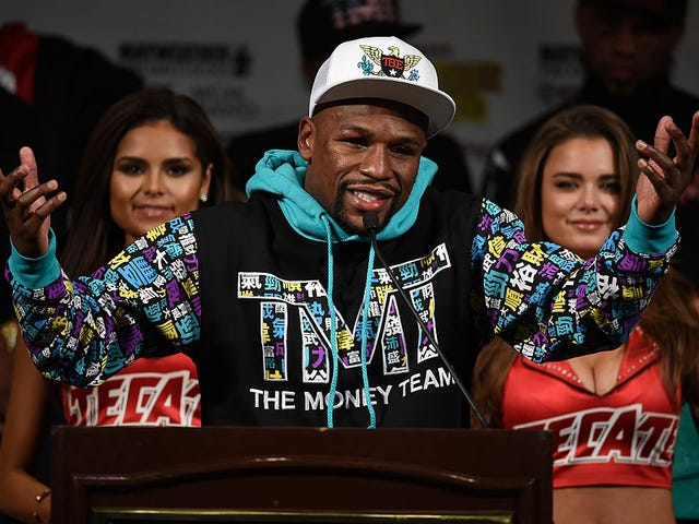 The Real Reason Floyd Mayweather Is Fighting Conor McGregor