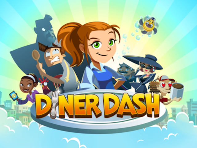 Diner Dash Mobile Is A Soulless Shell Of The Original Diner Dash Games