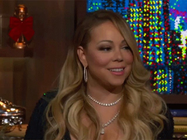 What Does Mariah Carey Think of Her Pop Singing Peers? Oh, She'll Tell You
