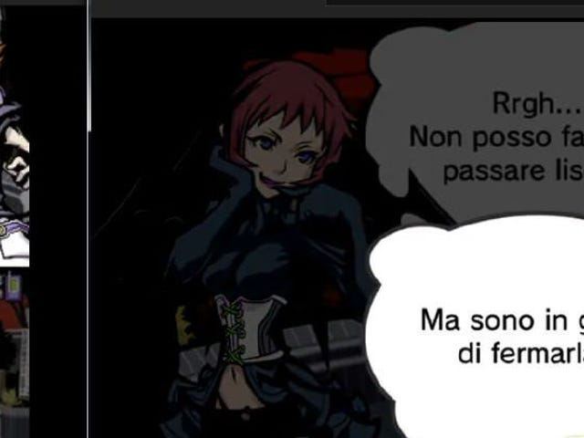 Fan Translator Says The World Ends With You's Italian Text Looks A Lot Like His Work