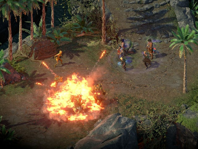 <i>Pillars Of Eternity II </i>Player Beats Game In 26 Minutes