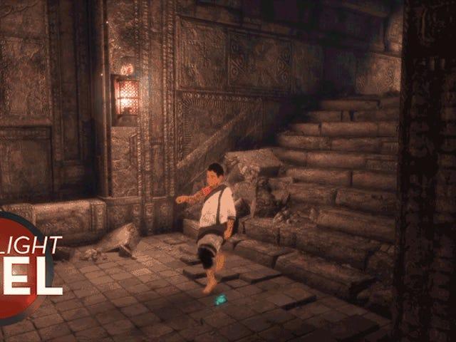 <i>The Last Guardian's</i> Boy danser som han aldri danset før