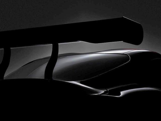 Toyota til slutt til hva som må være den nye Supra på Twitter