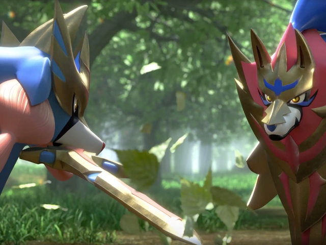 The Internet Reacts To Today's Pokémon Sword And Shield News