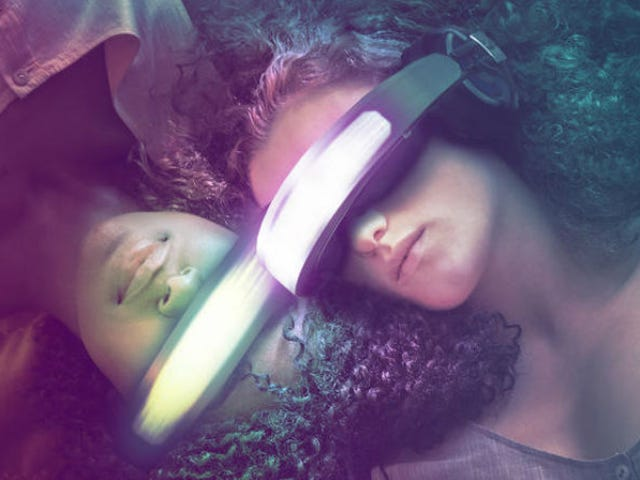Netflix's Kiss Me First Is a YA Thriller Set In a Virtual Reality