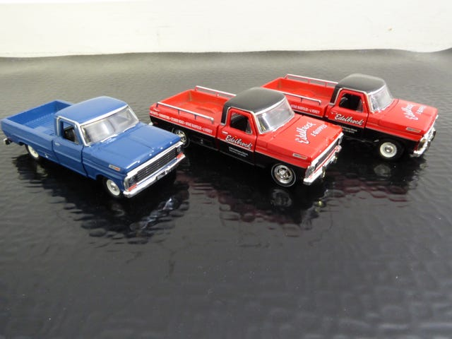Hot Sixty 4th: M2 - 1969 Ford F250 (The Bad, The Good and The Outcome)