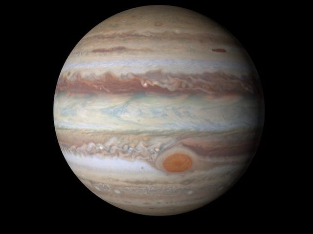 Jupiter Now Has 69 Moons (Nice)