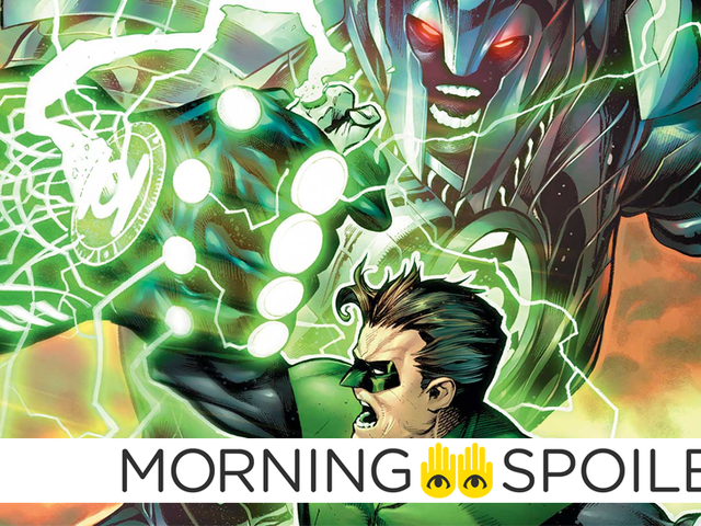 David S. Goyer Offers an Update on the Green Lantern Movie