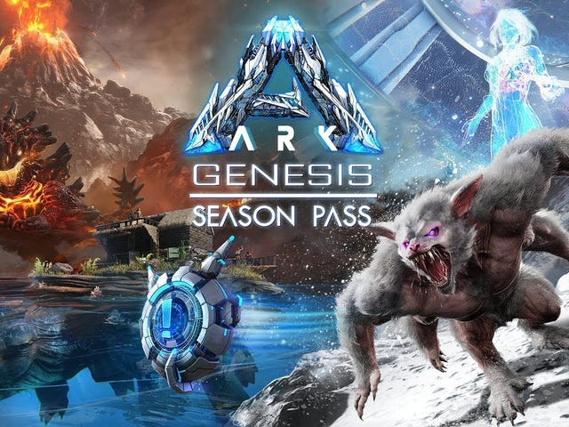 The next chapter in the ARK: Survival Evolved saga isARK: Genesis