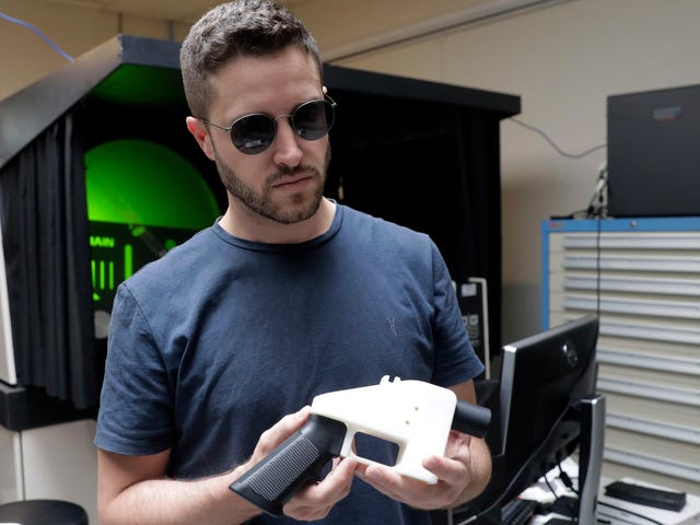 3D-Printed Gun Activist Cody Wilson Resigns From Defense Distributed After Sexual Assault Charges