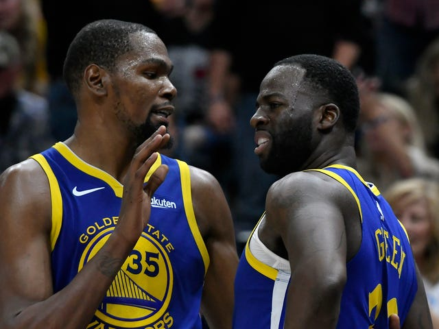 Draymond Green Blew It And Kevin Durant Got So Mad At Him